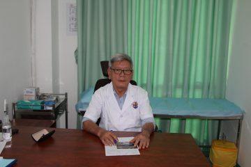 Bác sĩ Lê Minh Lộc- Bác sĩ Giỏi Về khám và điều trị bệnh lí nam khoa