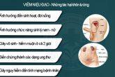 Cảnh báo 6+ Tác hại viêm niệu đạo người bệnh cần chú ý